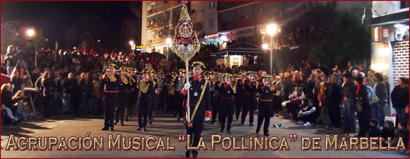 """Agrupación Musical """"La Pollinica"""" de Marbella"""