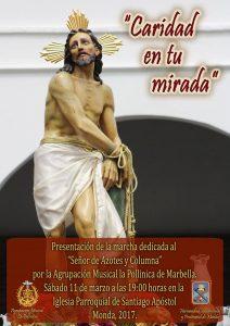 """Presentación de """"Caridad en tu Mirada"""" @ Iglesia Santiago Apóstol de Monda"""