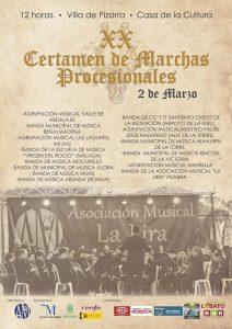 """Certamen """"Villa de Pizarra"""" @ Plaza de la Cultura de Pizarra"""