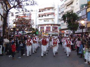Desfile del humor en Marbella @ Parque de la Represa de Marbella