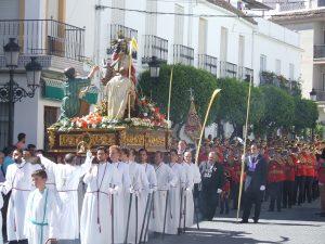 Domingo de Ramos en Monda