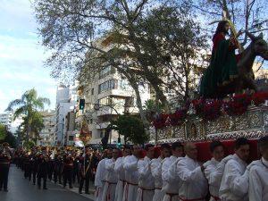 Domingo de Ramos en Marbella