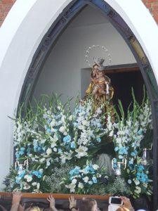 Procesión Virgen del Carmen de Algeciras @ Algeciras