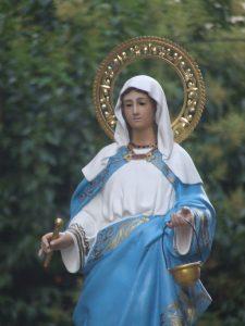 Procesión Santa Marta de Marbella