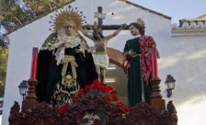 Viernes Santo en Mijas