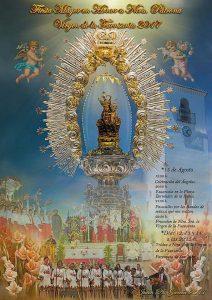 Procesión de la Virgen de la Fuensanta de Coín