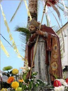 Procesión San Dionisio Aeropagita